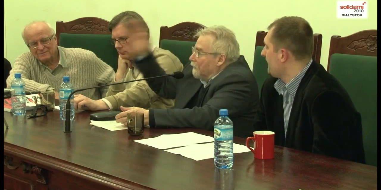 Afera FOZZ – Matka wszystkich afer. Mirosław Dakowski, Jerzy Jachowicz, Sławomir Cenckiewicz.