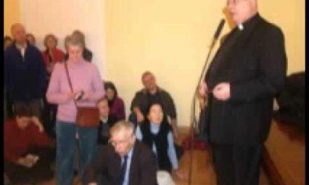 Czytamy Ewangelię wg św. Jana – ks. prof. dr. hab. Waldemar Chrostowski