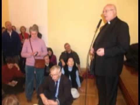 Czytamy Ewangelię wg św. Łukasza – ks. prof. dr. hab. Waldemar Chrostowski