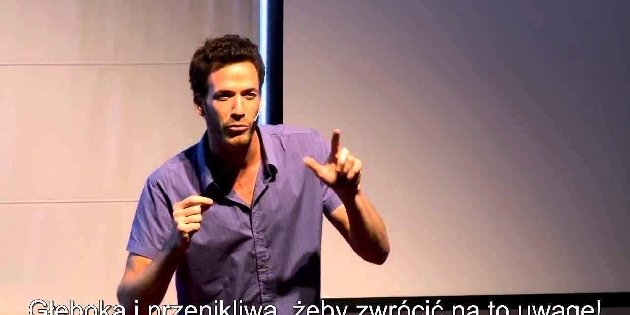 Dlaczego przestałem oglądać pornografię – Ran Gavrieli – TEDx