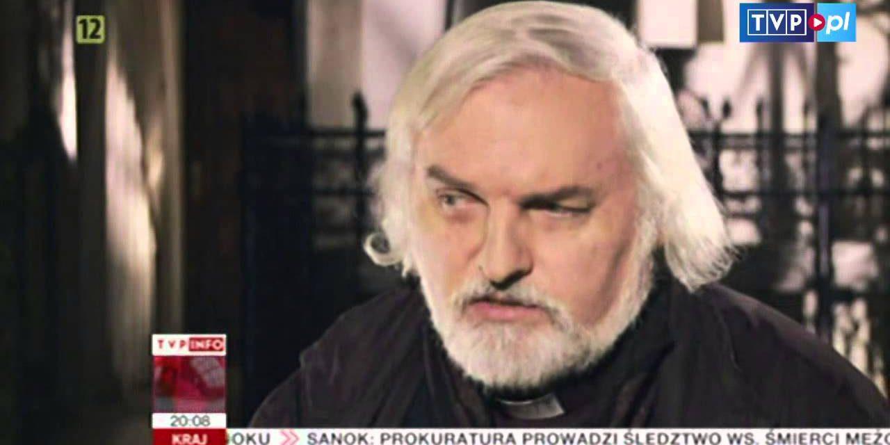 Ks. Aleksander Posacki: walcząc z opętaniem – Prawdę mówiąc