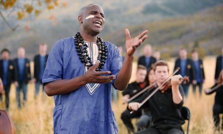 Ojcze nasz po Swahili – Baba Yetu (The Lord's Prayer in Swahili)-Alex Boyé, BYU Men's Chorus & Philharmonic; Christopher Tin