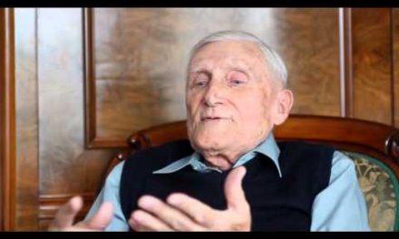 Prof. Witold Kieżun – przejmująca rozmowa