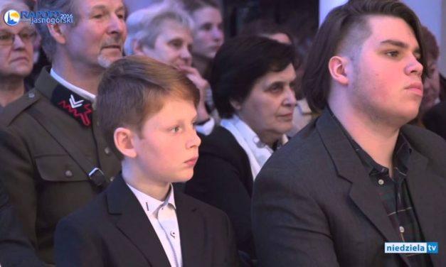 """Raport Jasnogorski 2016 – Debata 3 """"Życie jest światłościa ludzi"""""""