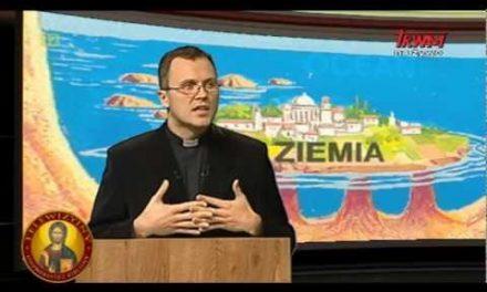 Telewizyjny Uniwersytet Biblijny – wykład I (Stworzenie świata)