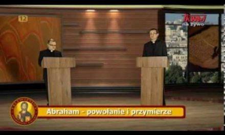Telewizyjny Uniwersytet Biblijny – wykład III (Historia Patriarchów)