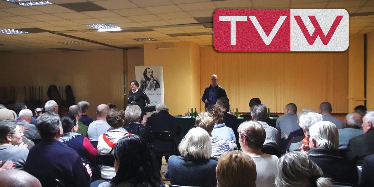 """Wykład Leszka Żebrowskiego """"Żołnierze NSZ, AK, WiN i NOW"""" – 15 luty 2016"""