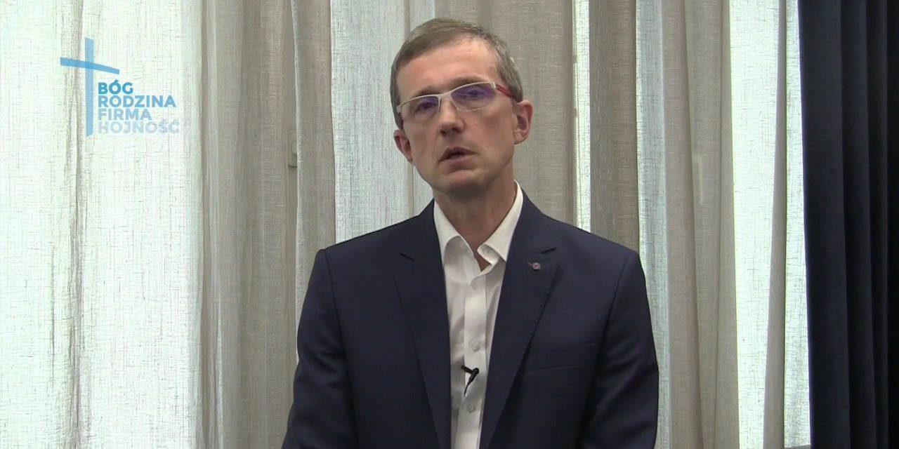 Tomasz Desko o pomaganiu i prowadzeniu firmy